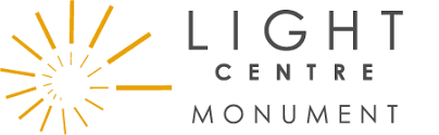 The Light centre Monument logo