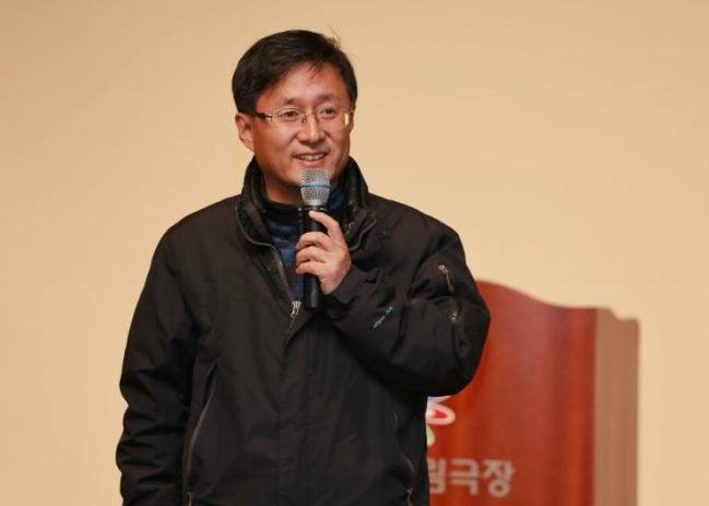 봉사 부문 김성환 국회의원