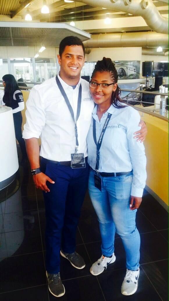 ACN SA facilitators Bongi and Luq