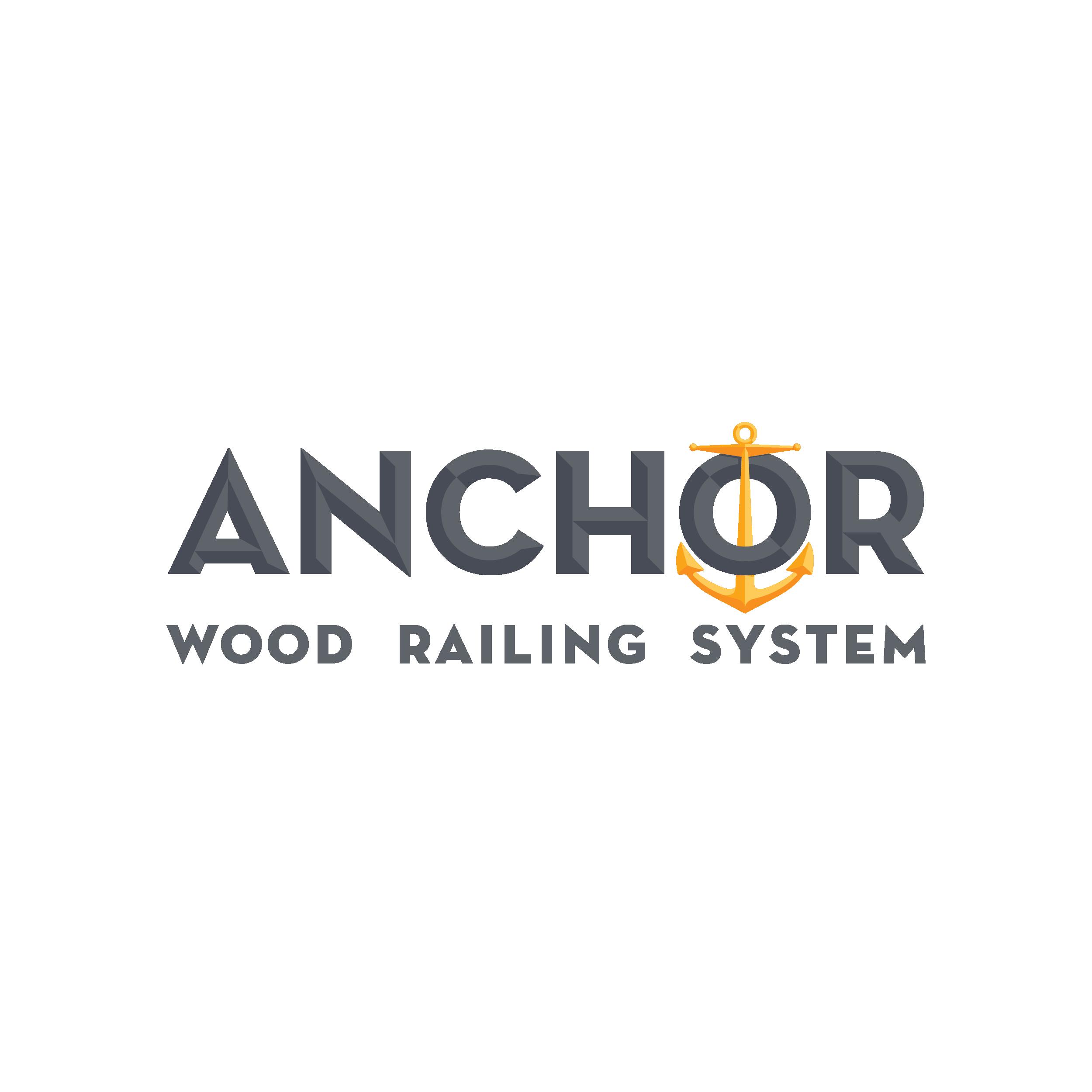 Anchor Wood Railing System