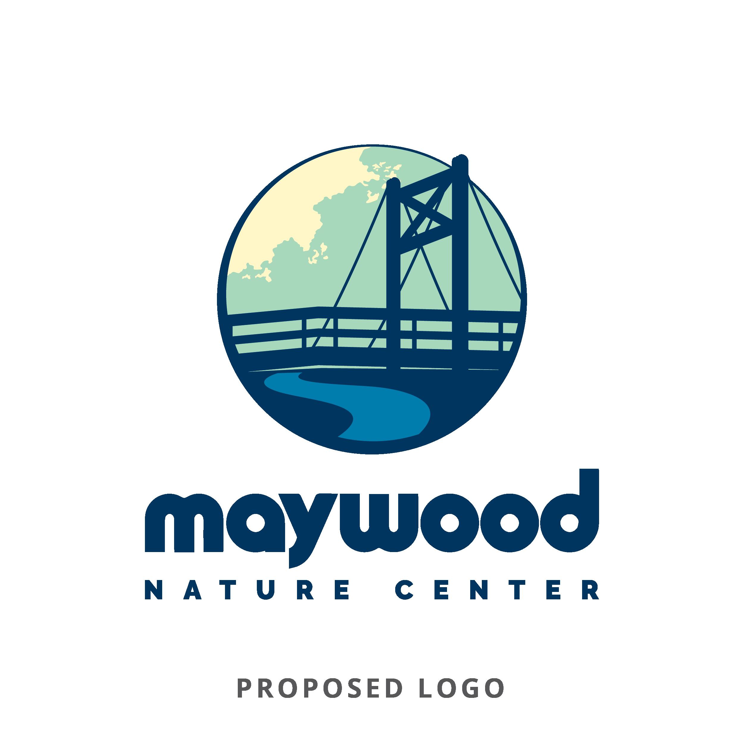 Maywood Nature Center Proposed Logo