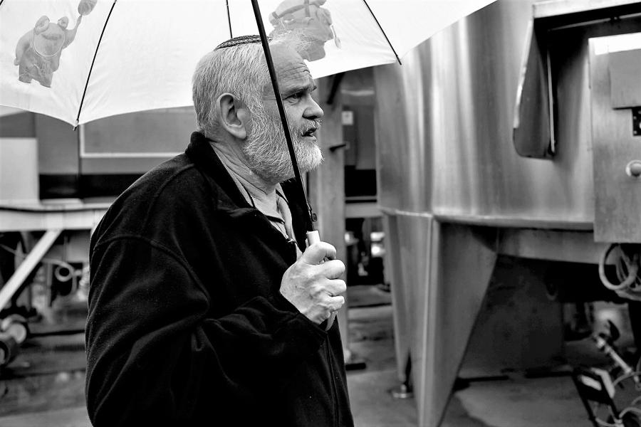 Shiki Rauchberger, Teperberg Winery, Tsor'a, Israel