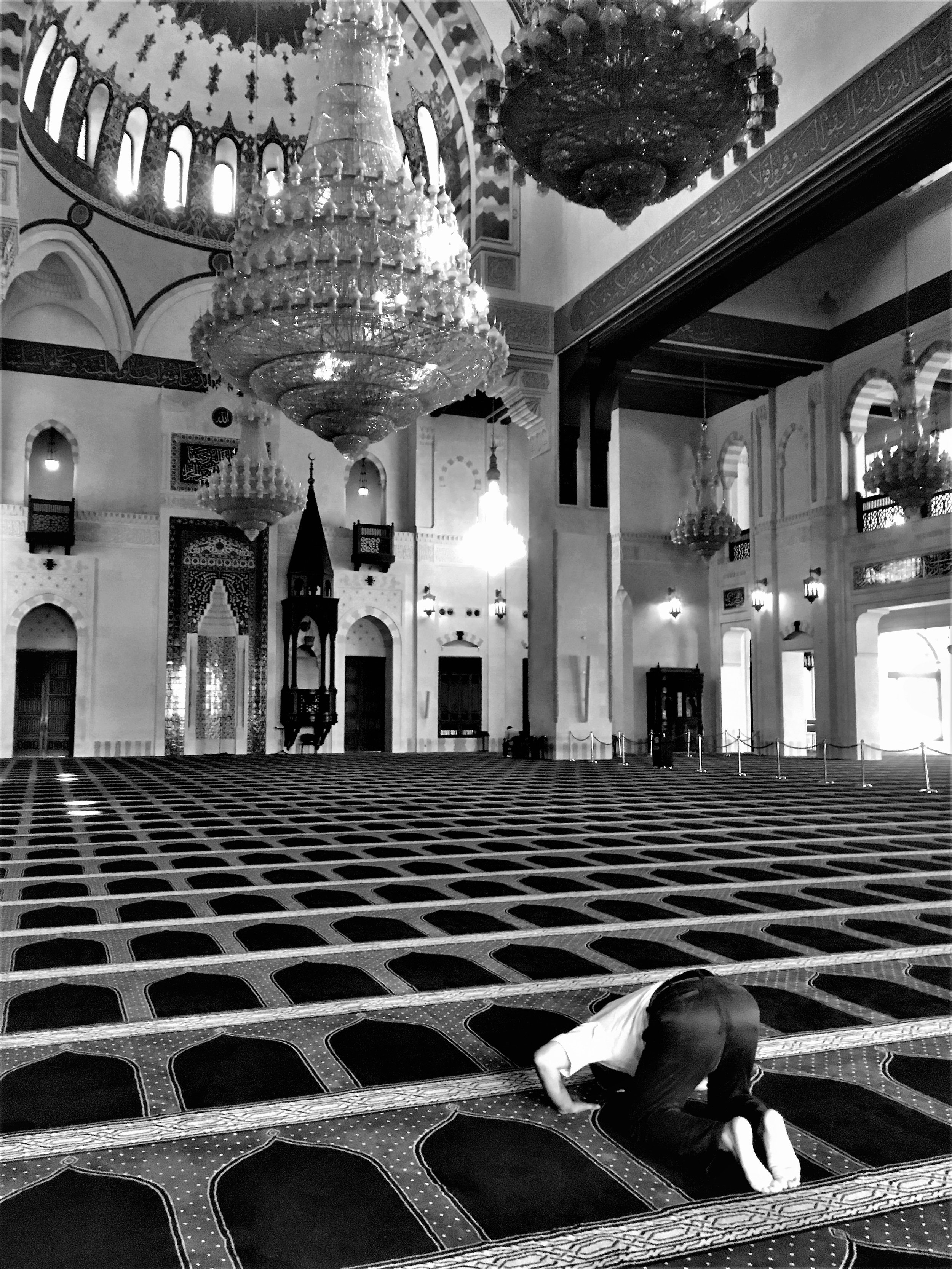 Mohammed-al-Amin Moschee in Beirut.
