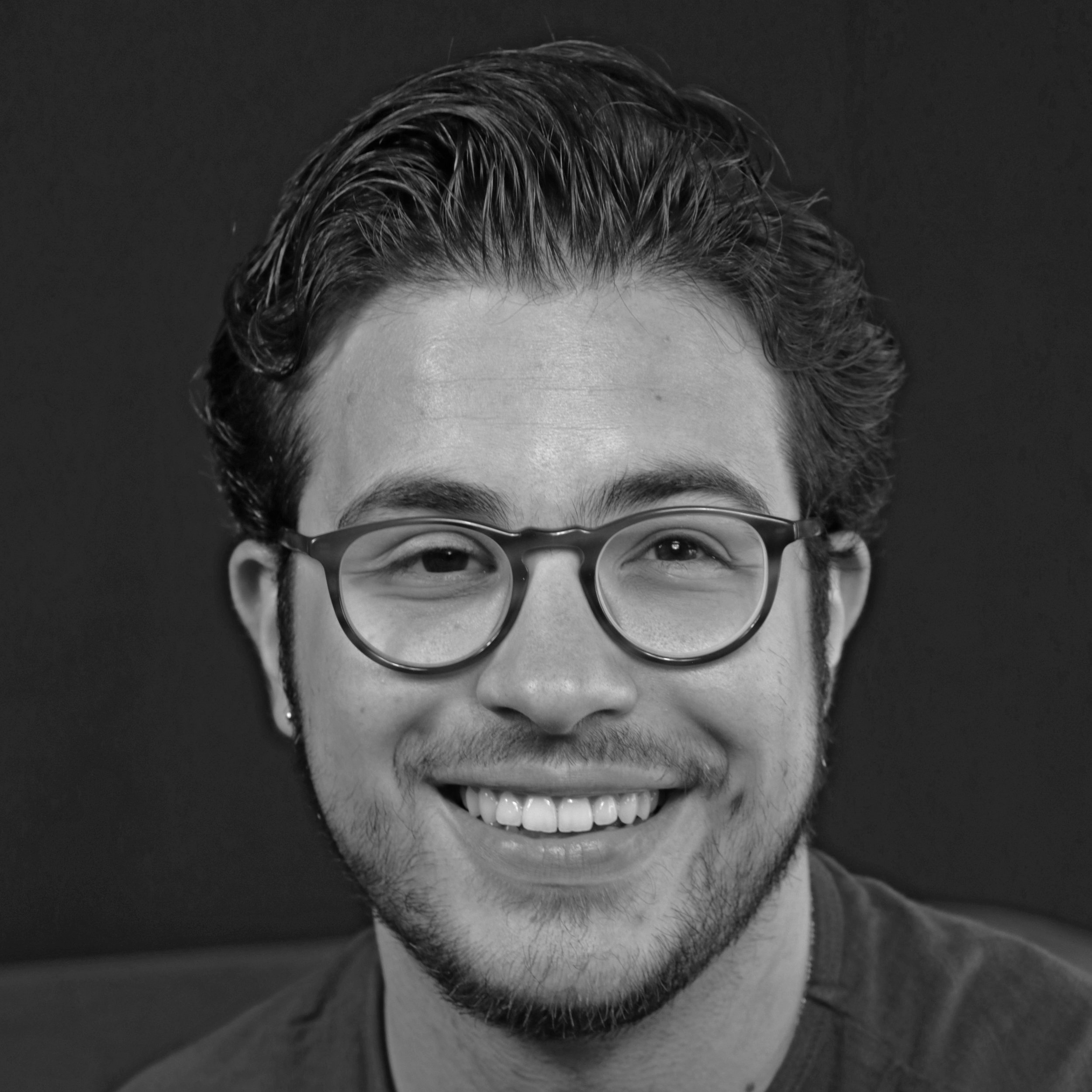 Nico Calvo Rosenstone - Communications Officer, Haas, Jr. Fund