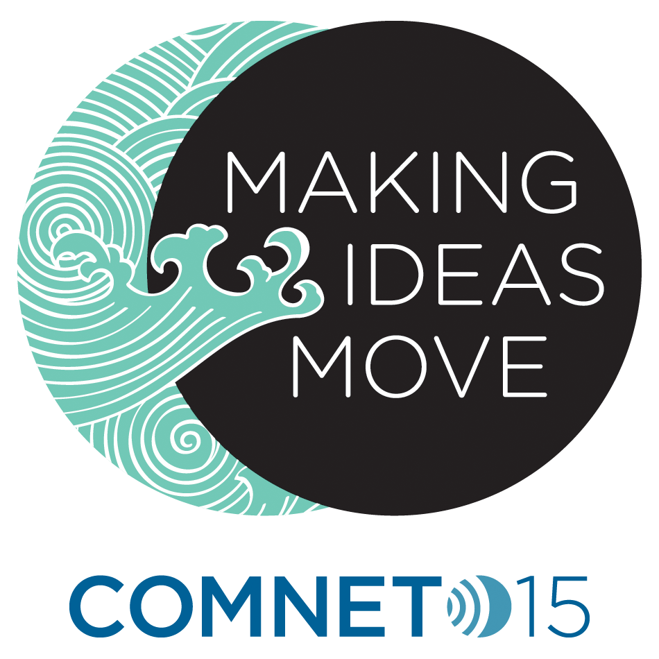 Relive the energy of ComNet15: Making Ideas Move - Below, you can watch video replays, listen to the audio, or read the transcripts from all Keynote sessions, as well as detailed notes from every Breakout session.