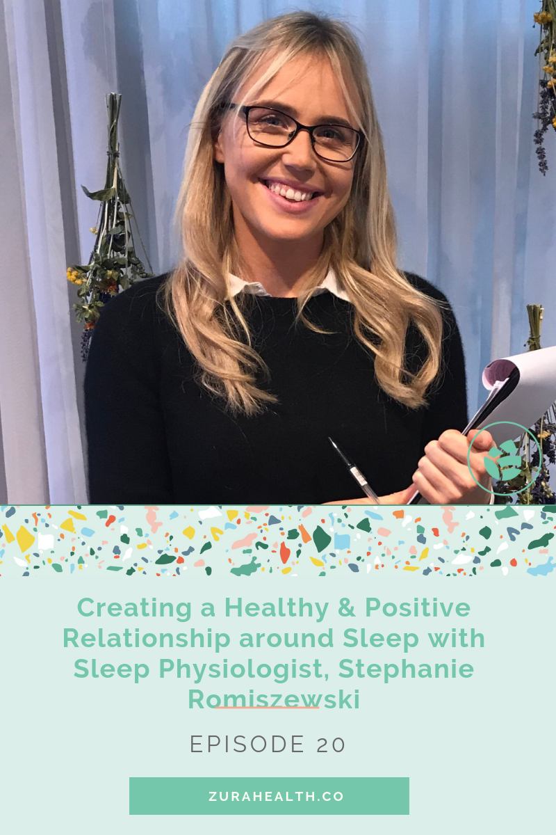 - Sleep is a hot topic in the wellness & health space. And for good reason - it's important. However, what doesn't help is the increasing amount of stress and fear many people feel around not fitting into the