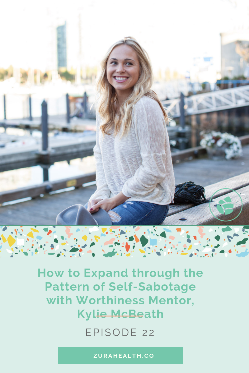 - When we are stuck in a cycle of self-sabotage it can leave us feeling confused, frustrated, and ashamed.In this episode, we unpack the emotional roots of self-sabotage and the tools to expand through the pattern of sabotage.