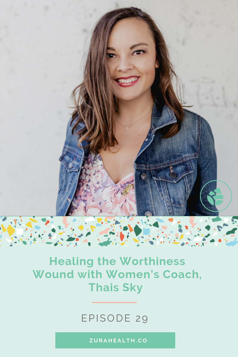 - Meet Thais Sky: Two parts sass, one part straight up truth talk. Thais is a truthspeaker, healer, women's coach and feminist on a heart-led mission to support the seekers, the edge-dwellers, and the
