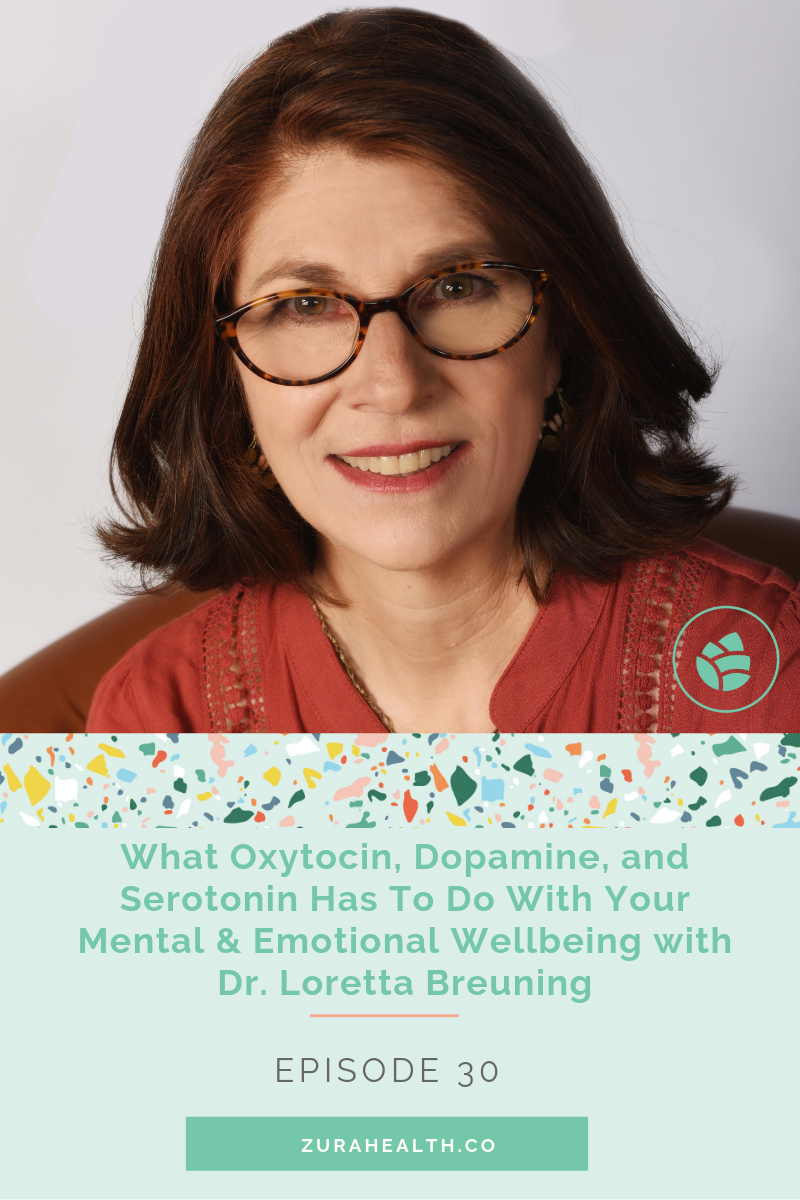 - Loretta Breuning, PhD is Founder of the Inner Mammal Institute and author of Habits of a Happy Brain: Retrain your brain to boost your serotonin, dopamine, oxytocin and endorphin. As a teacher and a parent, she was not convinced by prevailing theories of human motivation. Then she learned about the brain chemistry we share with earlier mammals and everything made sense.