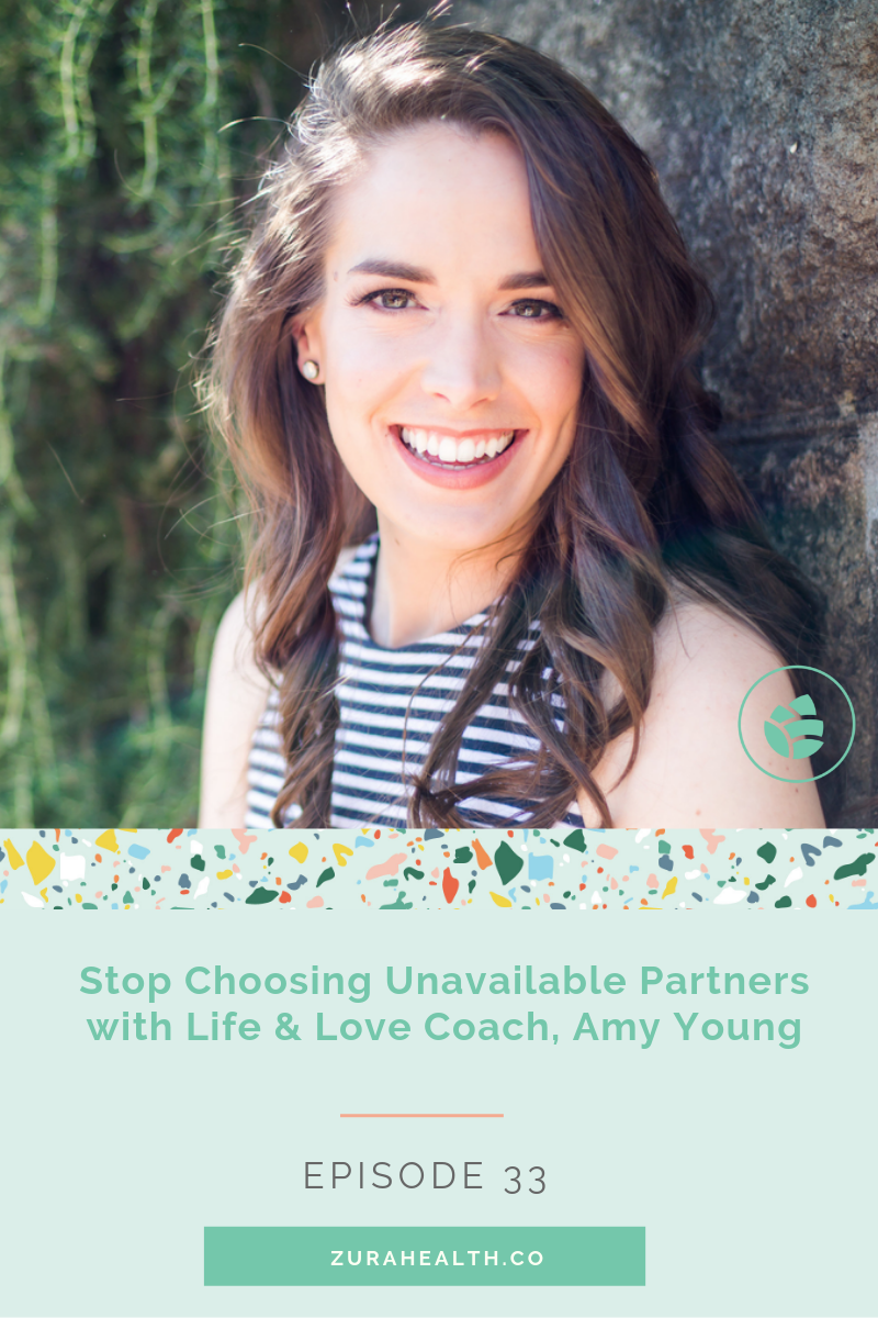 - Amy Young is a life coach and speaker in the personal development world, supporting smart, self-aware single women in experiencing increased satisfaction and success in their love lives and beyond. She has 6+ million YouTube views, and a global coaching practice.In this episode we break down the pattern of choosing (chasing) emotionally unavailable partners, and all the layers that comprise it.