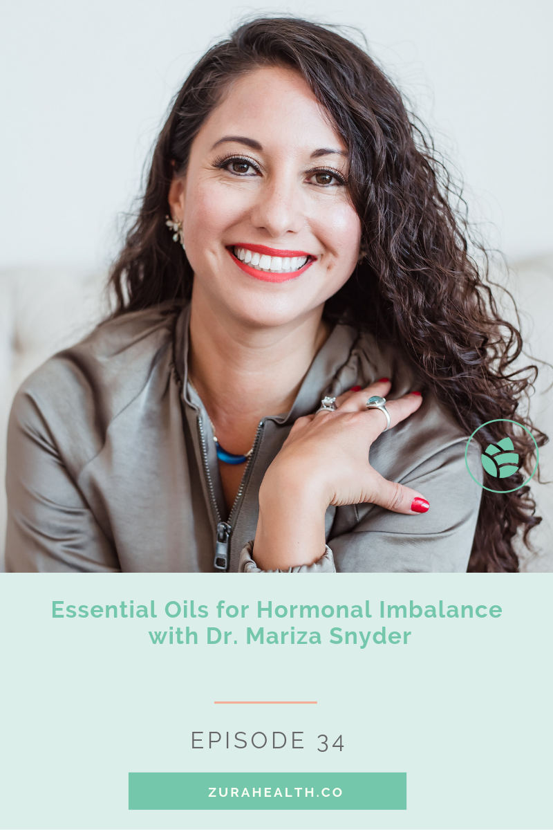 - Dr. Mariza Snyder is functional practitioner, and the author of six books: The #1 National Bestselling book, The Essential Oils Hormone Solution, focusing on balancing hormones with the power of nutrition, self-care and essential oils. Other bestselling books are: The Smart Mom's Guide to Essential Oils and The DASH Diet Cookbook.In this episode, we discuss her top essential oil tips and so much more!