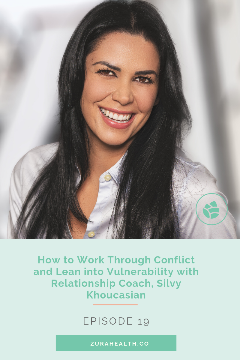 - Ever feel like you keep repeating the same pattern or having the same fight with your partner? Well, you're not alone. In this episode, Silvy - gives us the language + the tools to build bridges of connection during & after conflict.