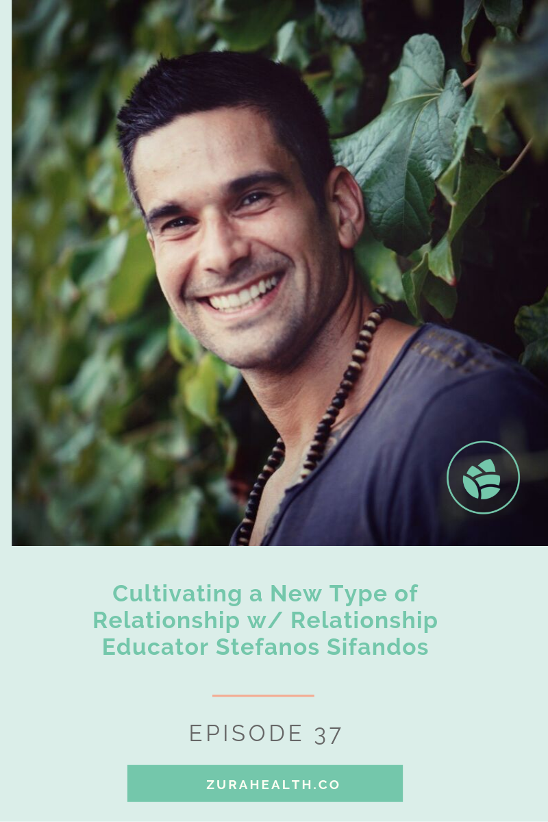 - Stefanos has been immersed in deep men's empowerment work and the exploration of intimate and sacred relationships. Merging the best of eastern and western methodologies and philosophies to promote balance, sacredness and power in life and love.In this episode, we discuss the building blocks of a Sacred Union and the work this type of relationship requires from us.