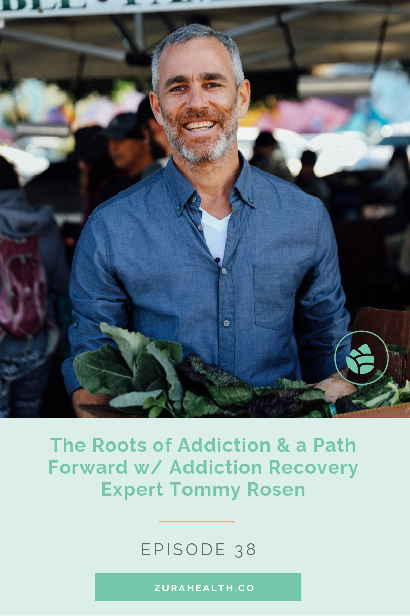 - Founder, Recovery 2.0. Tommy Rosen is a yoga teacher and addiction recovery expert who has spent the last two decades immersed in recovery and wellness. He holds advanced certifications in both Kundalini and Hatha Yoga and has 28 years of continuous recovery from drug addiction.