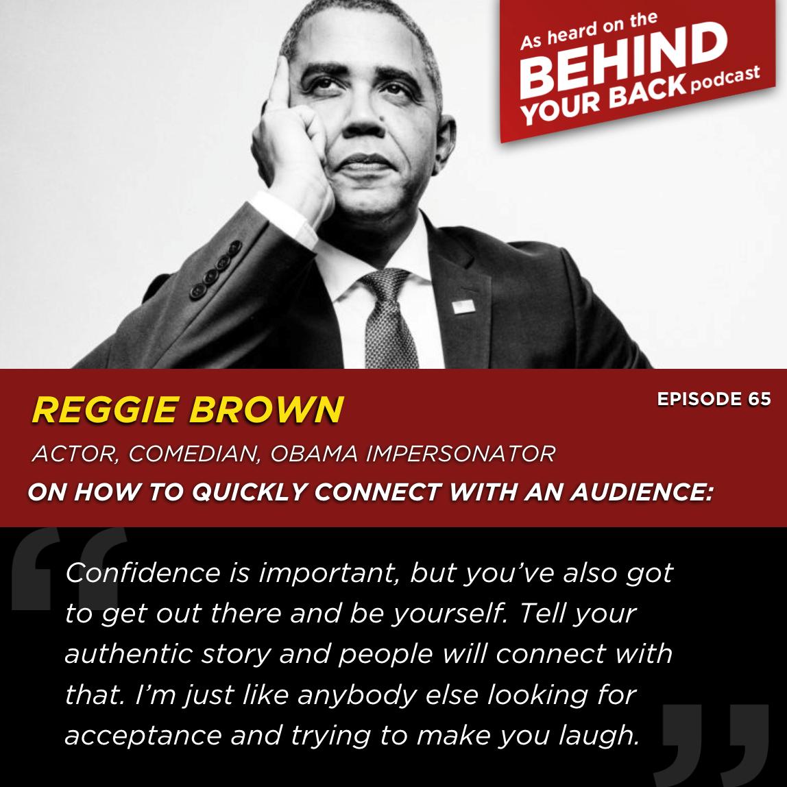 Episode 65 - Behind Your Back Podcast