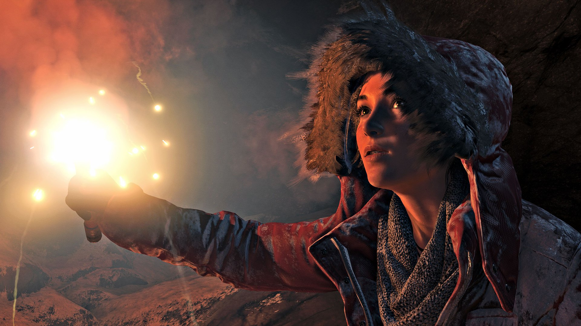 Rise of the Tomb Raider is known for being a graphics intensive game.