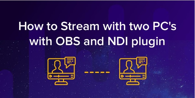 Streamelements OBS NDI Tutorial