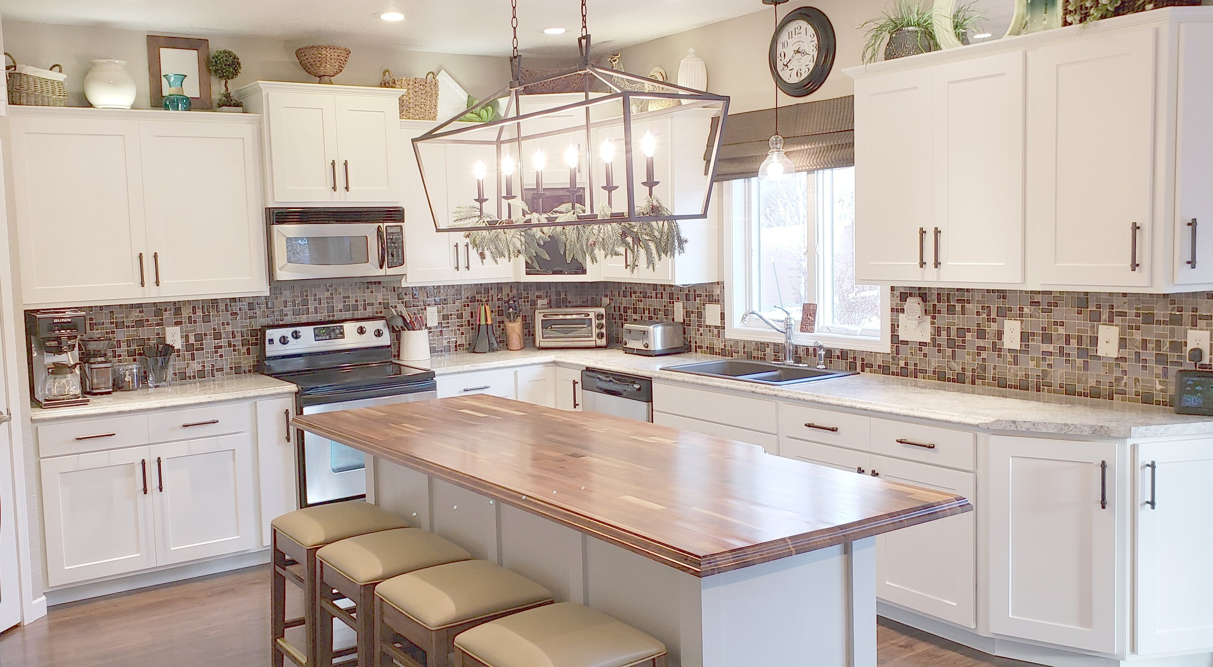 Why did I wait? - Heidi S., BismarckThis was the best home improvement money we've ever spent. It's an excellent option for adding value and beauty to your home. I only wish I had done it sooner!