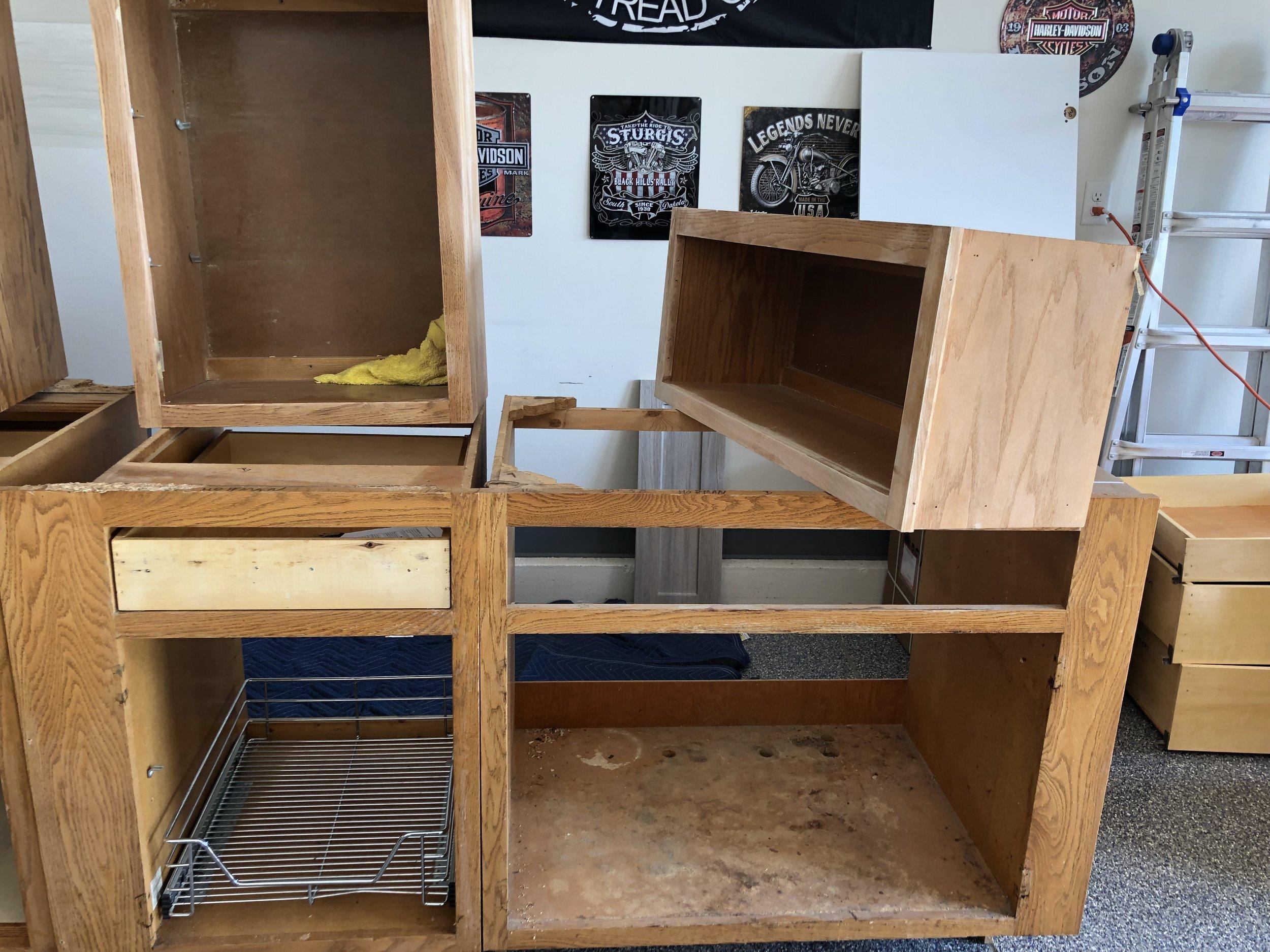 Omaha Design Studio Buildout Has