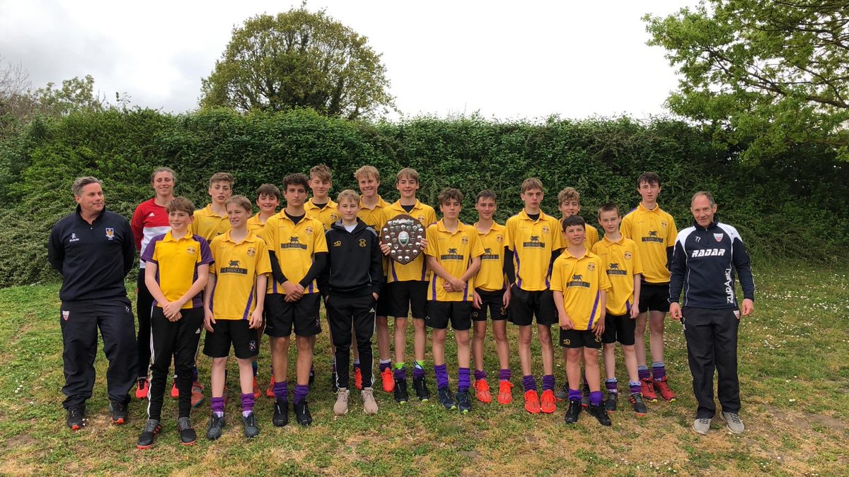 2019 28 Apr U14 squad win Mercian league Final.jpg