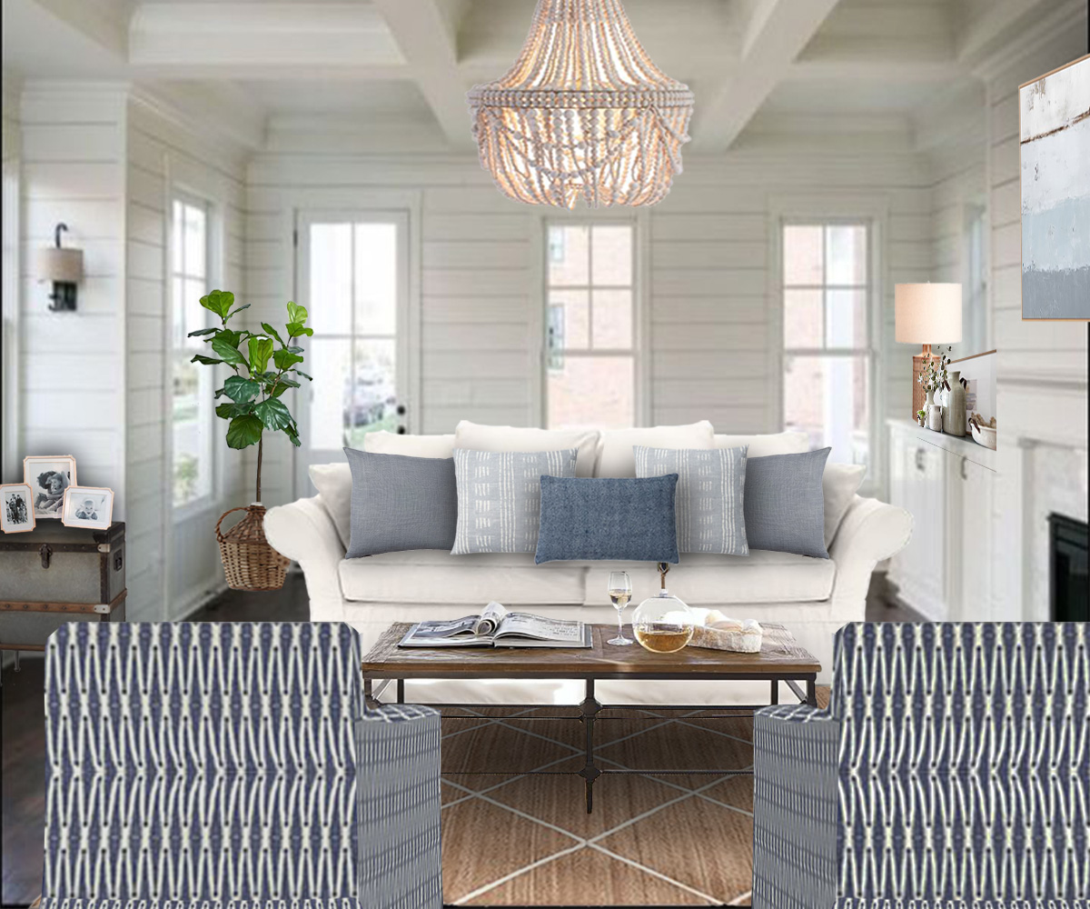 Designed by Marie and Maggs Interiors