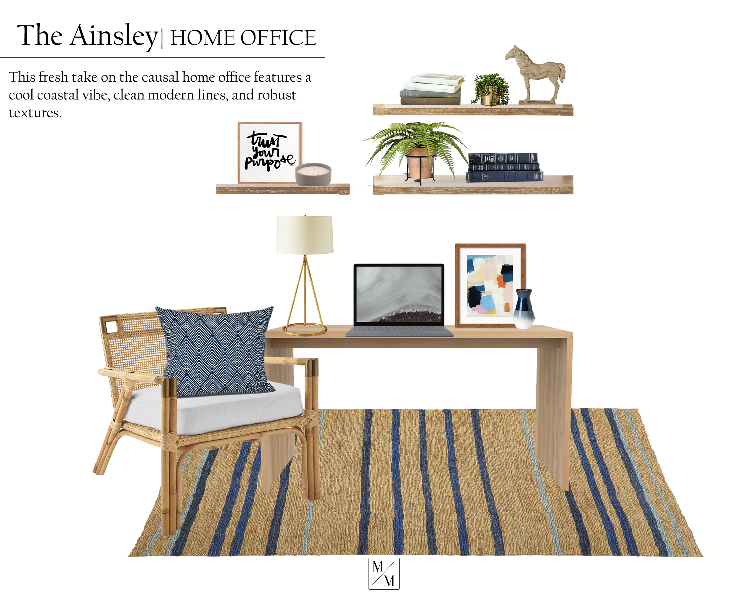 Blue and White Office-The Ainsley.jpg