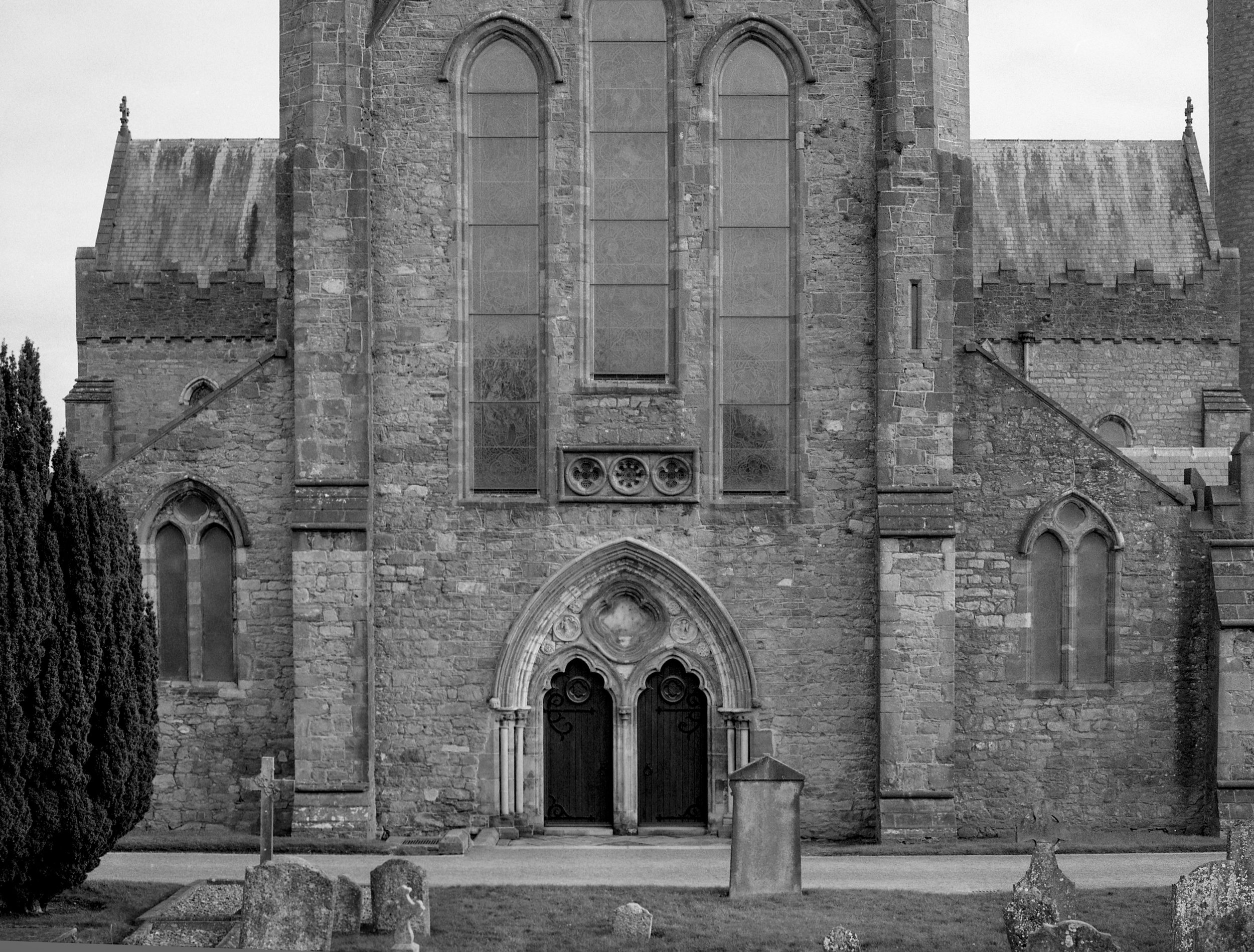Cill Channigh, Cathedral Church of St Canice