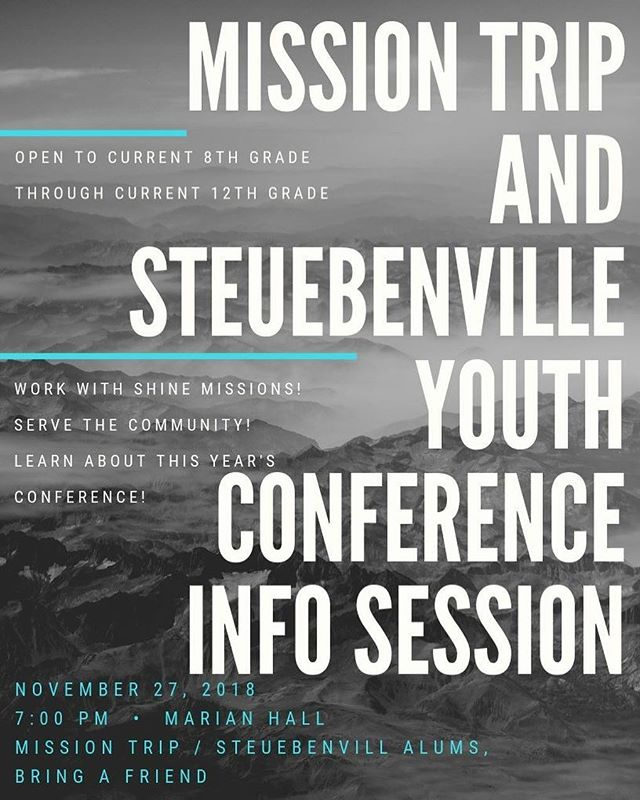 Calling all 8th-12th graders!