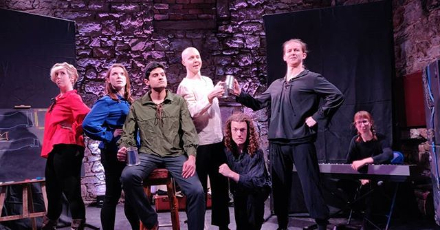 Lord of the Game of the Ring of Thrones continues to bring the thunder, every day at 1:30pm at the Caves with Just The Tonic! We're having a great Fringe, come catch us soon!  #edfringe2019 #improv #improvcomedy