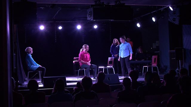 #TBT Improvengers at Fringe in La Belle Angele. Missed it, or just miss us? Catch a brand new instalment in London this Friday, 7pm, at the Museum of Comedy! 🦸♀️ https://museumofcomedy.ticketsolve.com/shows/873601607