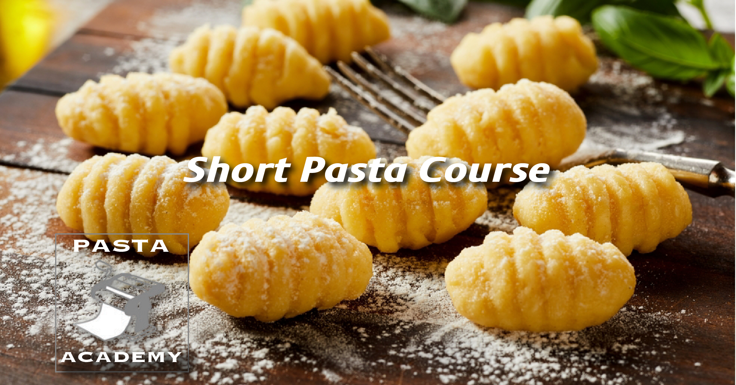 Consumer - Short Pasta Course   Learn the specifics of numerous types of pasta in the category, including penne, rigatoni, trofie, cavatelli, macaroni and other similar types. Students will explore the different types of sauces, additions and garnishes that the pastas are commonly paired with.
