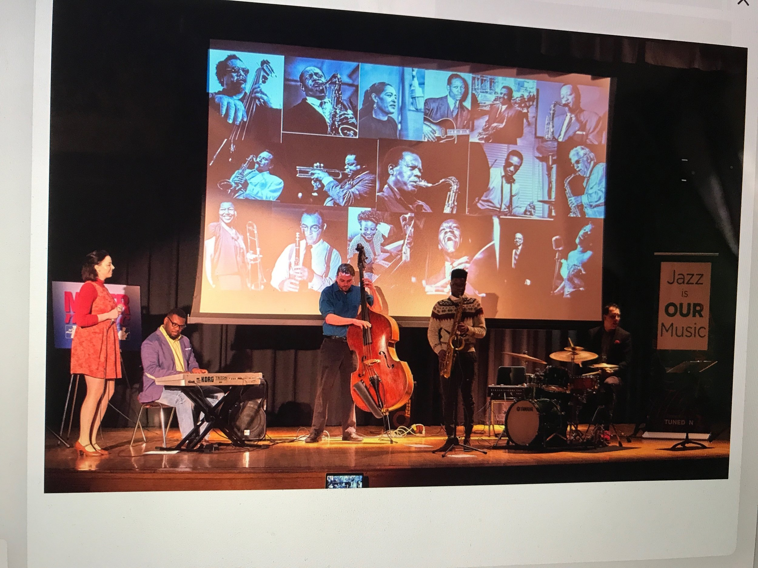 Learn more about Jazz Is Our Music