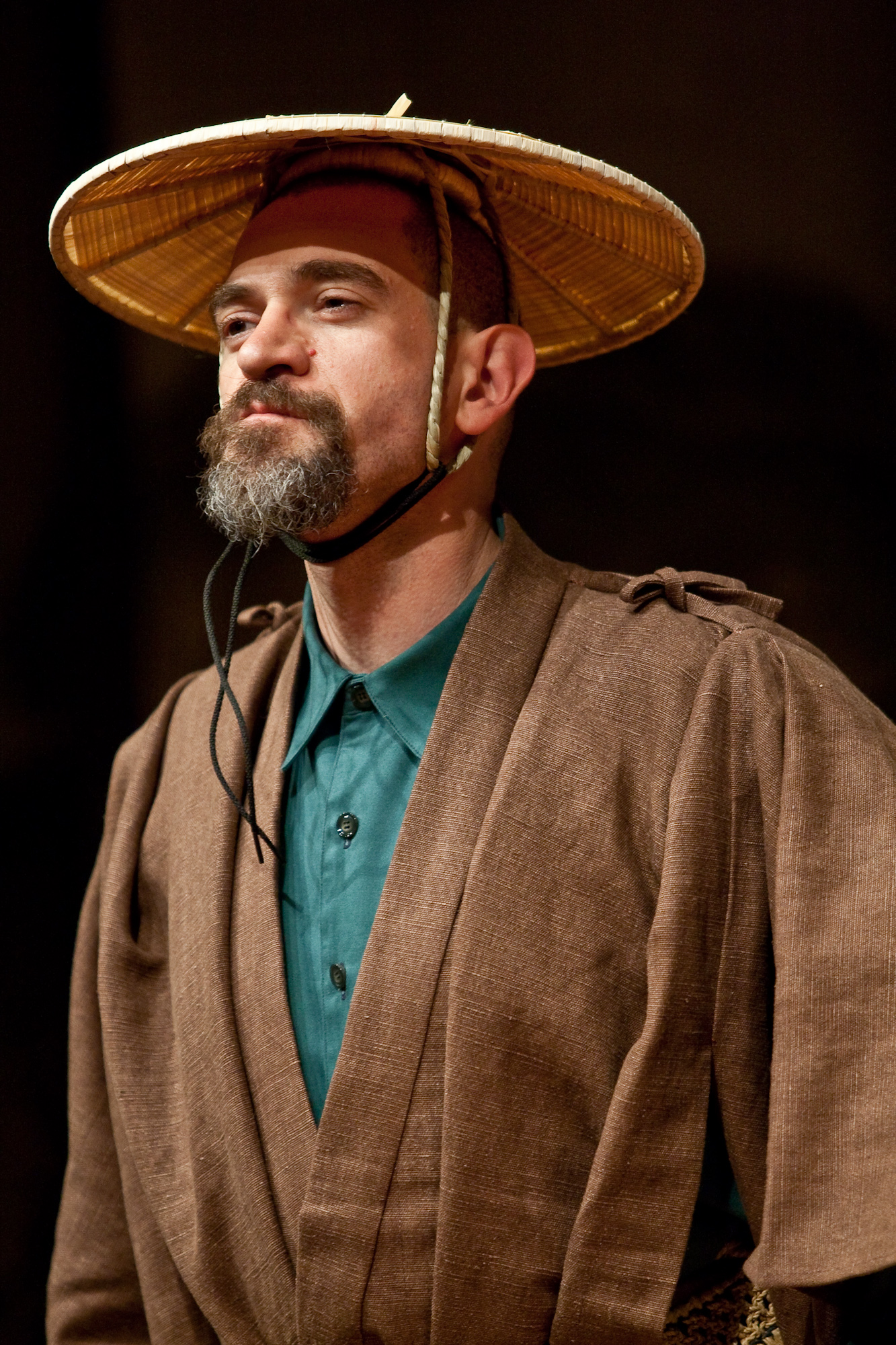 Lluis Valls - Performed the role of the Oyster Fisherman in Pagoda (2009, 2011)