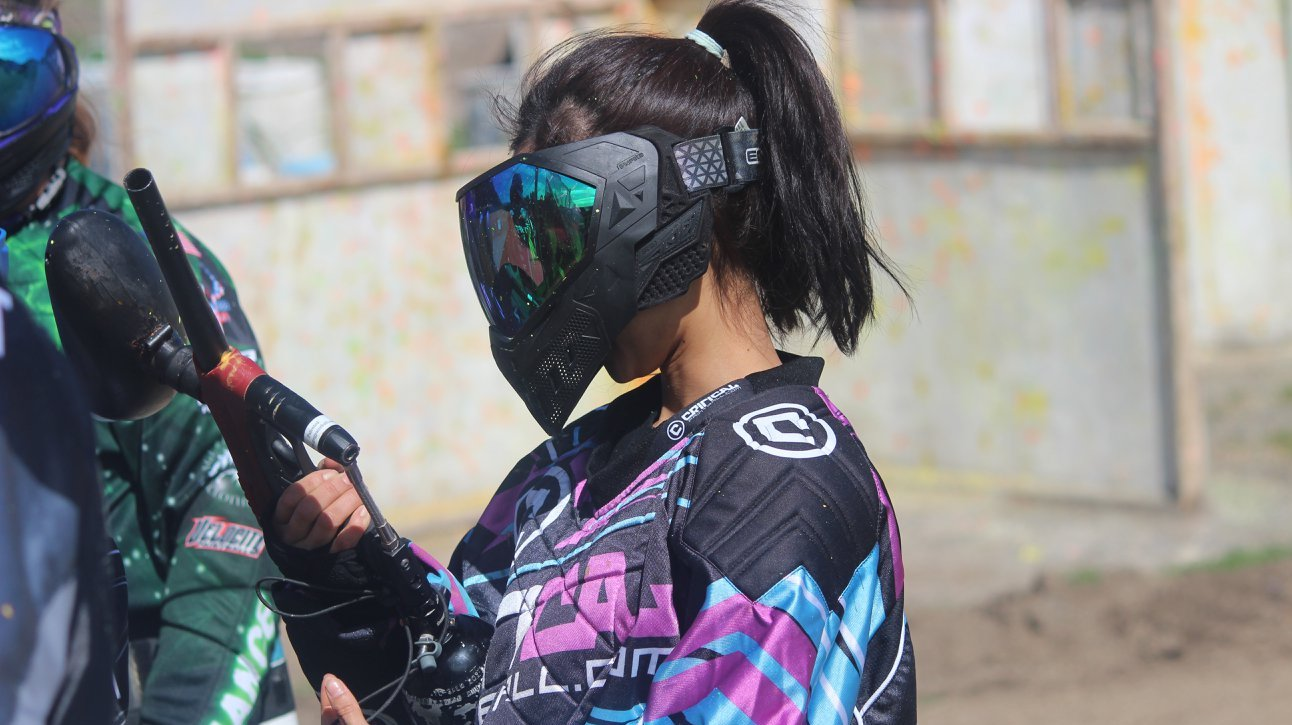 Airsoft Combat Paintball Park