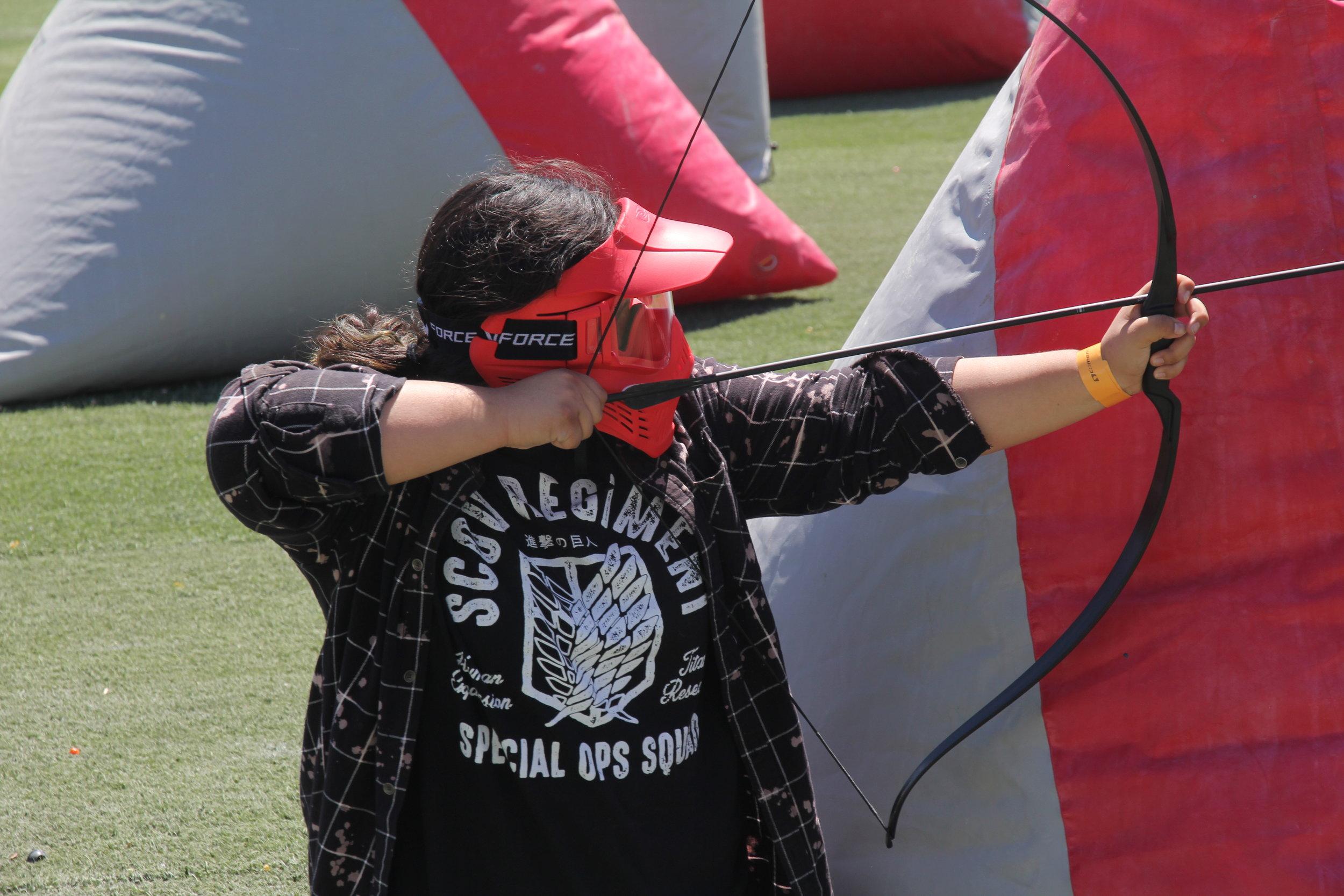 Archery Tag -
