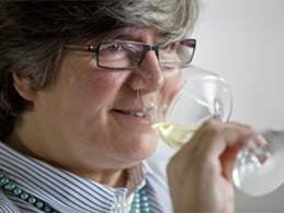 JEANNE-MARIE DESCHAMPS, 1.4.19 - Jeanne-Marie Deschamps is an anomaly. Born and raised in the France's Loire Valley, she started her own brokerage in the 1980s, Domaine et Saveurs Collection, representing fine wine estates primarily from Burgundy. Her reputation reflects her stature, a strong, confident, and overarching presence in the wine world.