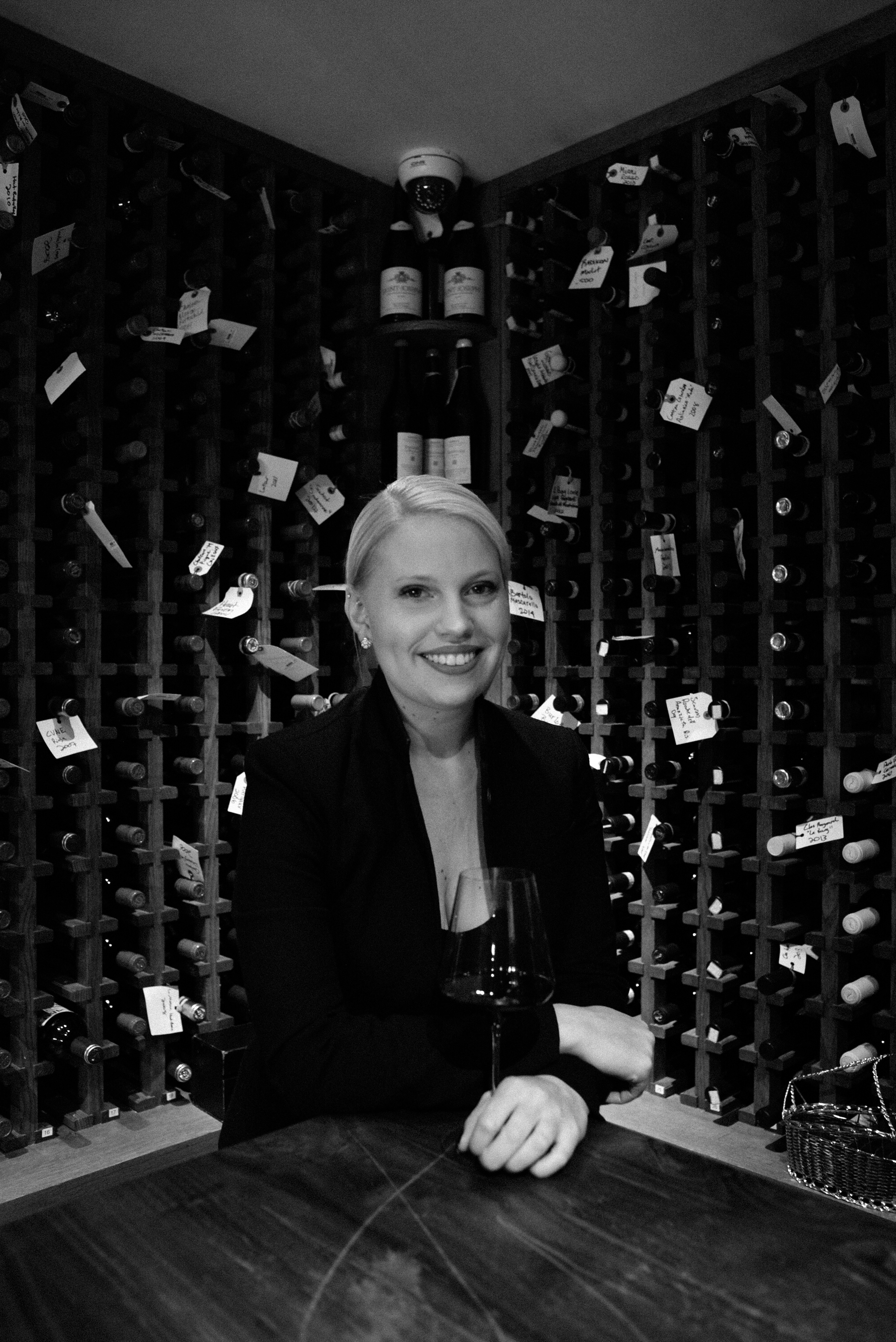MOLLY AUSTAD, 4.12.19 - Molly Austad is the Beverage Manager for one of Austin's oldest and most prestigious restaurants, Jeffrey's, an upscale steakhouse that boasts a wide range of some of the world's most sought after wines, and one of multiple restaurants under the McGuire Moorman Hospitality group.