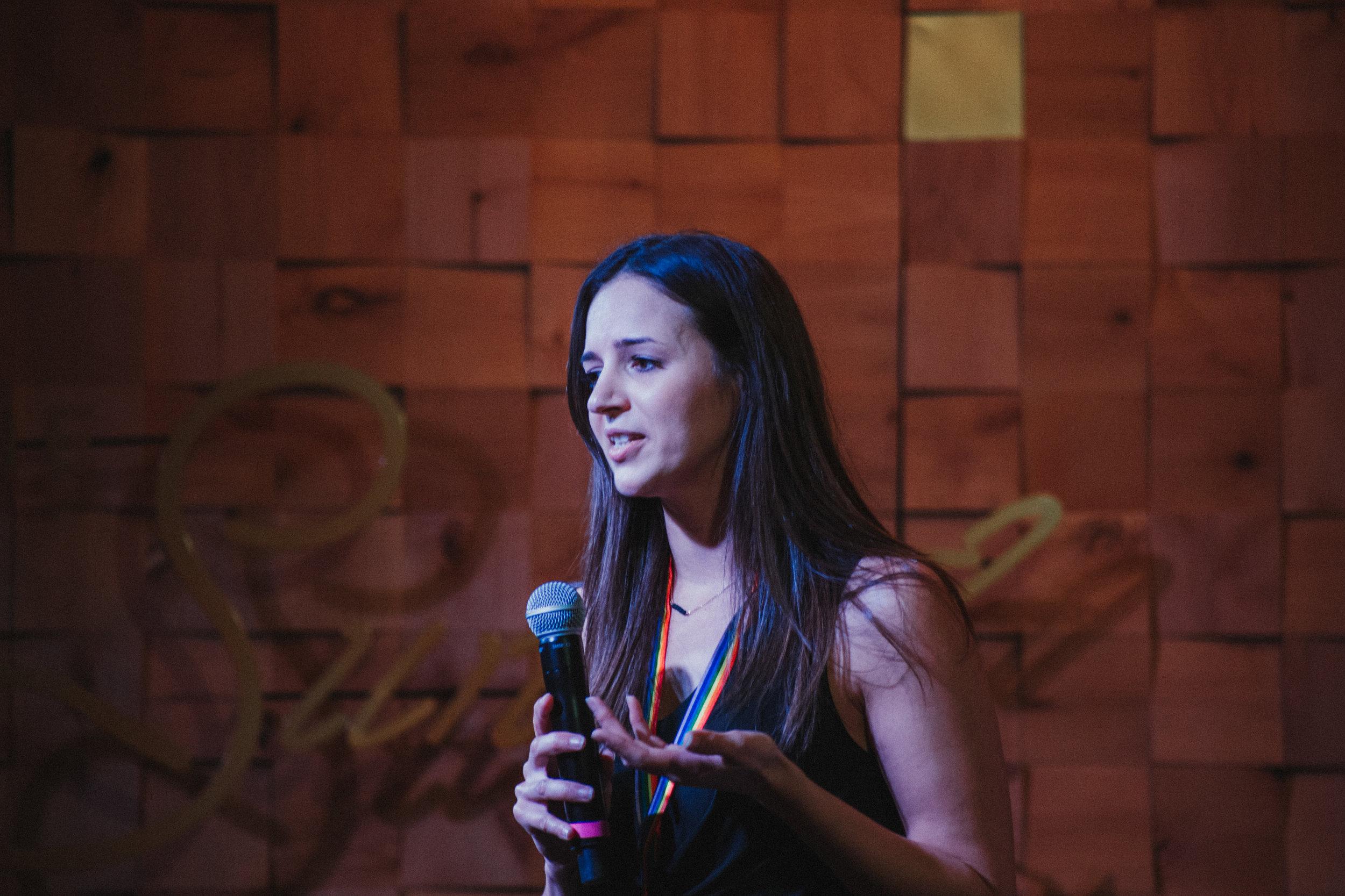Founder, Rania Zayyat