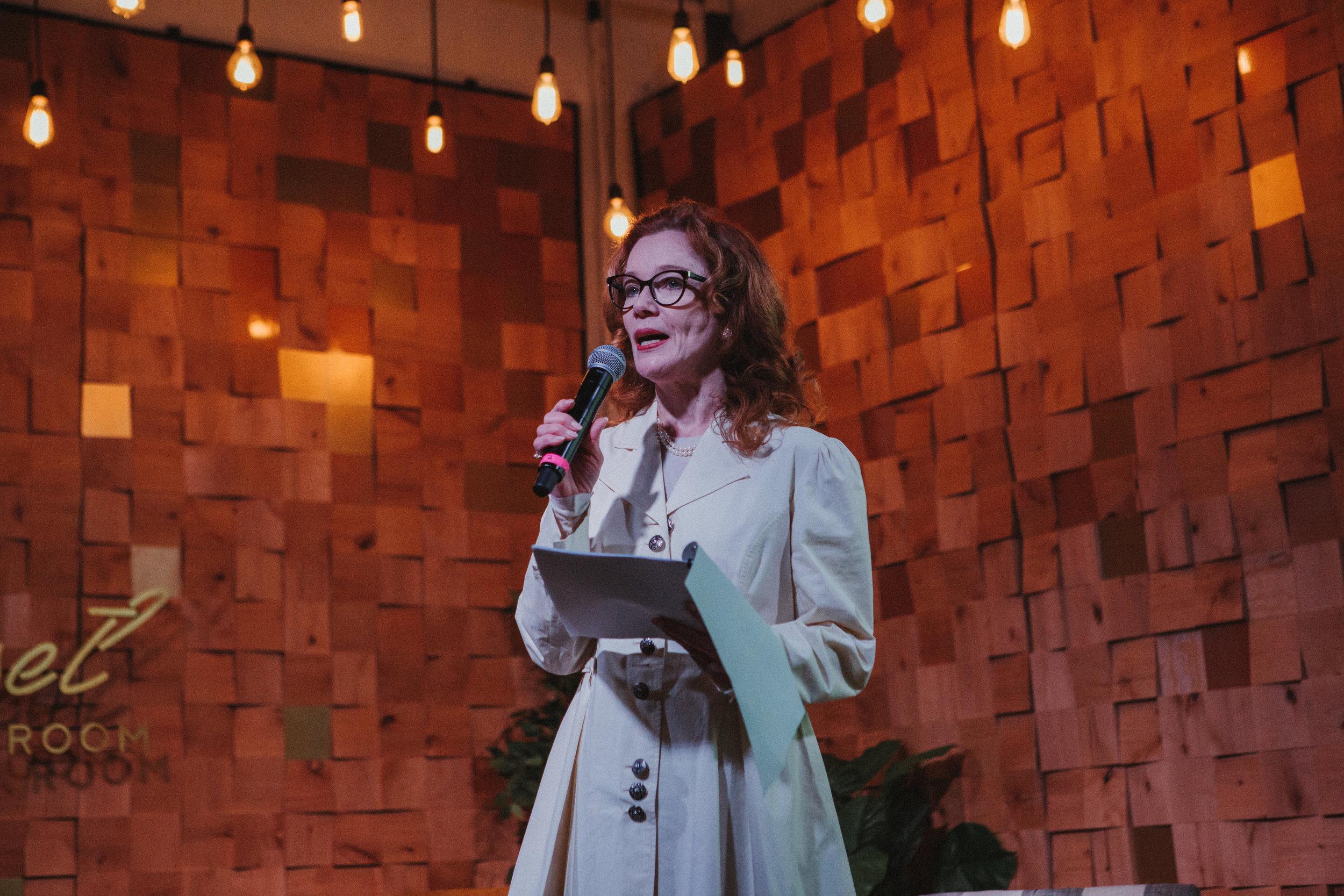 Keynote Speaker, Karen MacNeil
