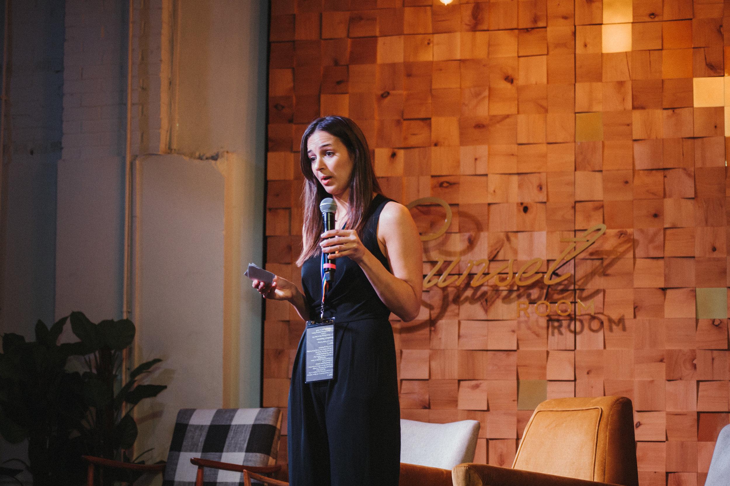 Closing remarks by WWOW Founder, Rania Zayyat