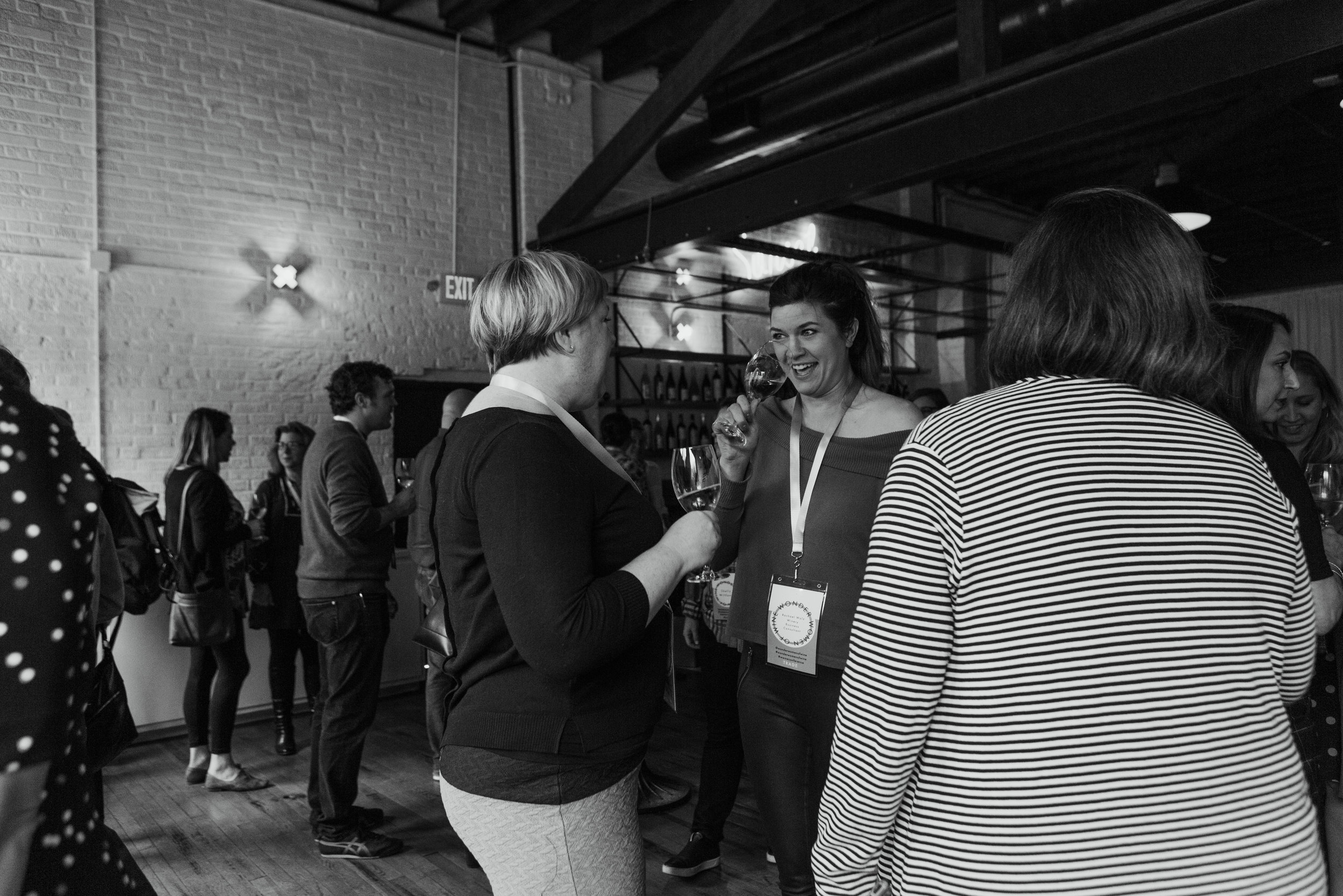 Networking was a big component of WWOW 2019