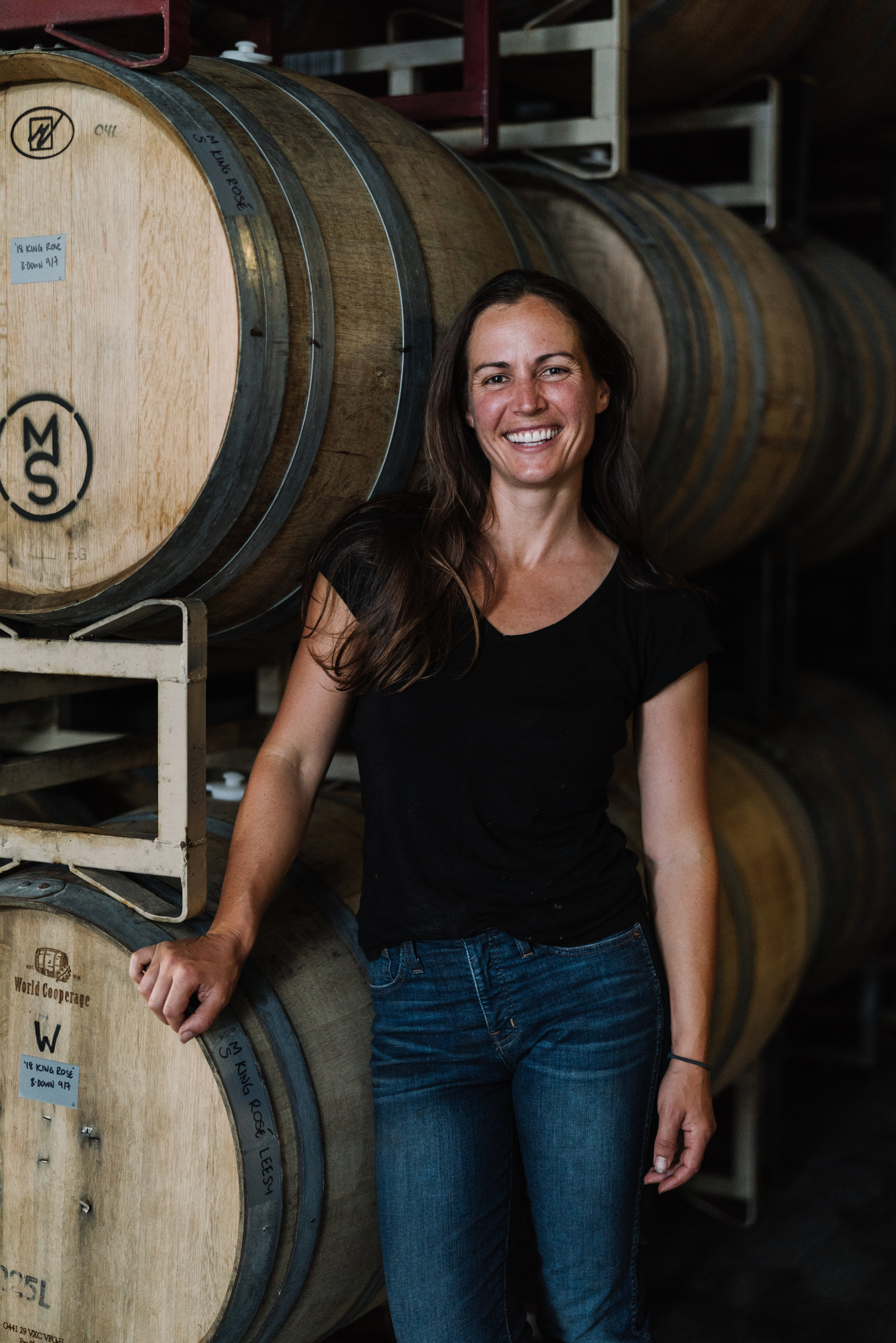 MARTHA STOUMEN, 7.12.19 - Martha Stoumen is an inspirational winemaker based in Sebastopol, California. She focuses on producing natural wines from unique grapes like Nero d'Avola.