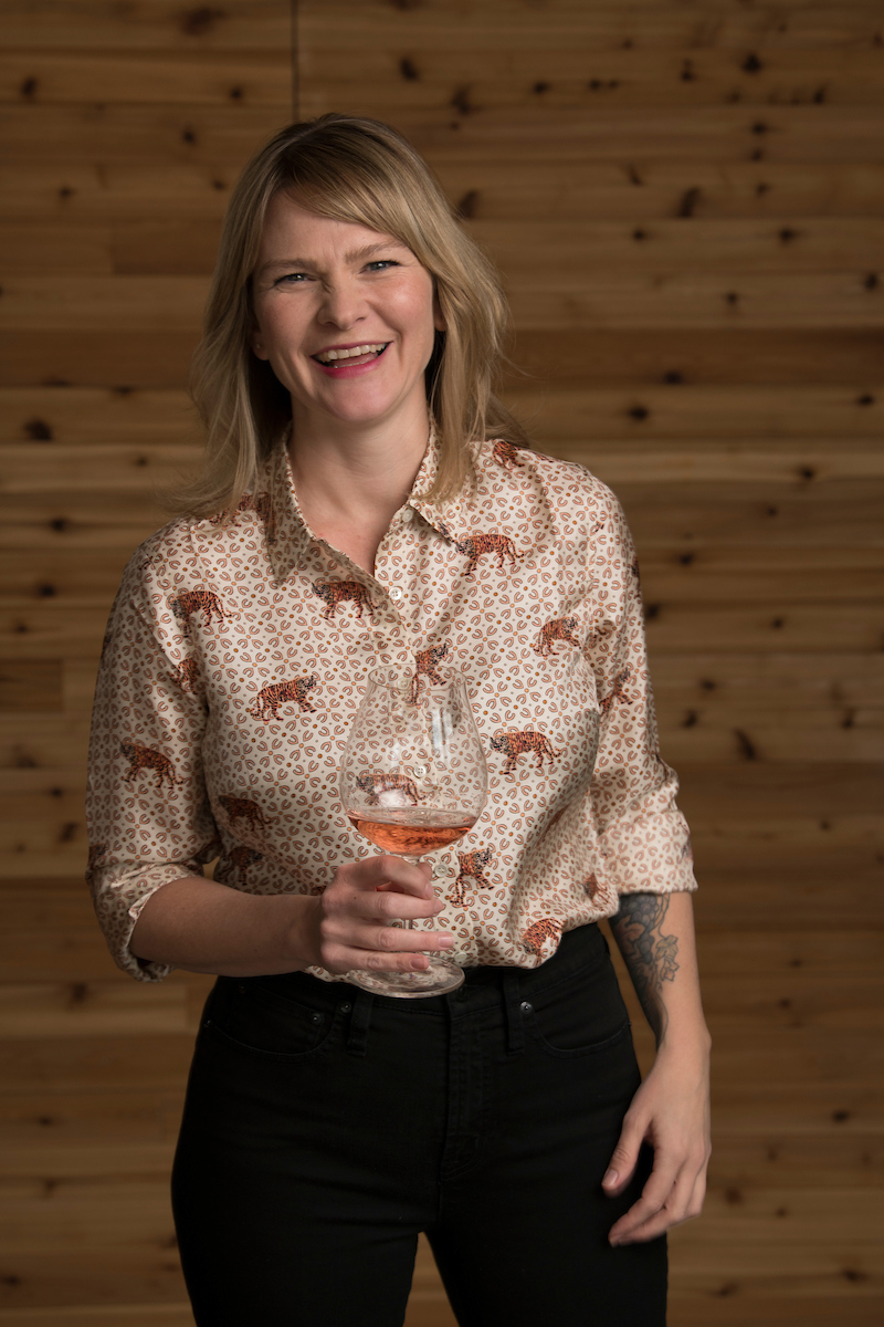 BRIANNE DAY, 9.6.19 - Brianne Day is founder and winemaker of Day Wines, a natural wine producer based in Oregon's Willamette Valley.