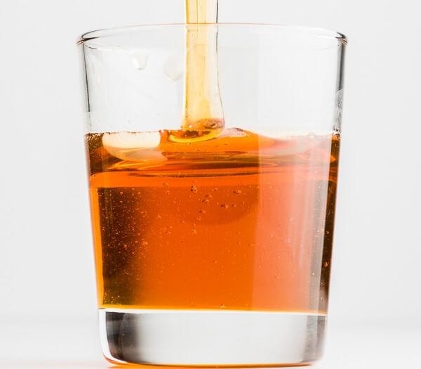 Organic Medium Inverted Sugar
