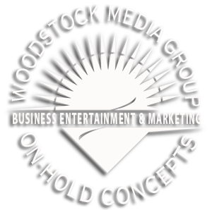 On Hold Concepts Woodstock Media Group Logo