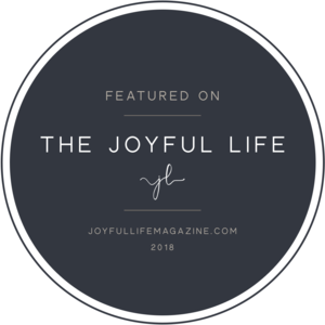 Join the Joyful Life online community today!