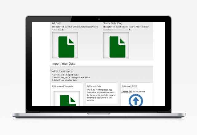 Data Import and Export -