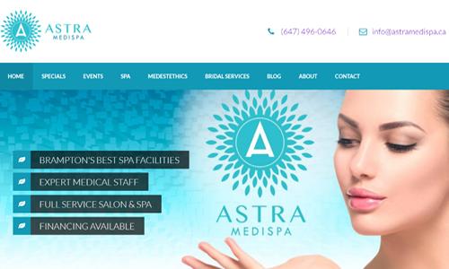 Vendor Astra Medi Spa