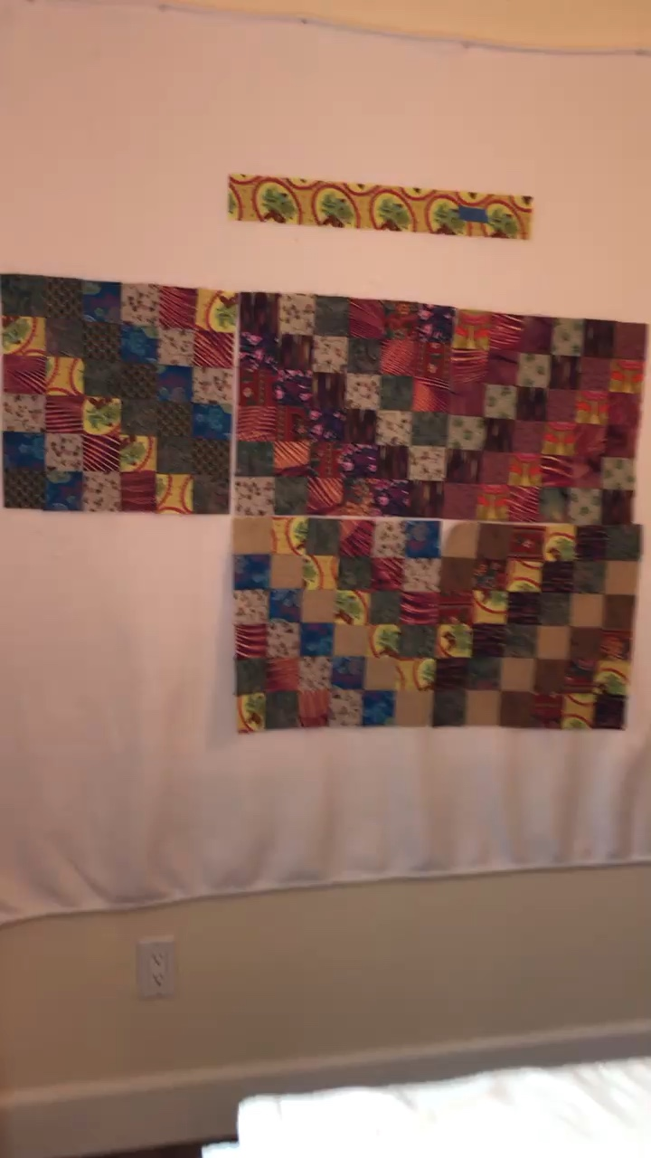 Quilt Idea Wall