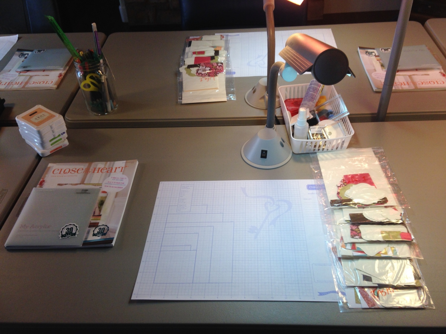 Scrapbook and Card Retreats and Workshops